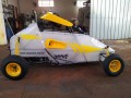 Kart Cross Barracuda Sem Motor
